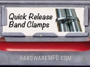 Quick Release Band Clamps