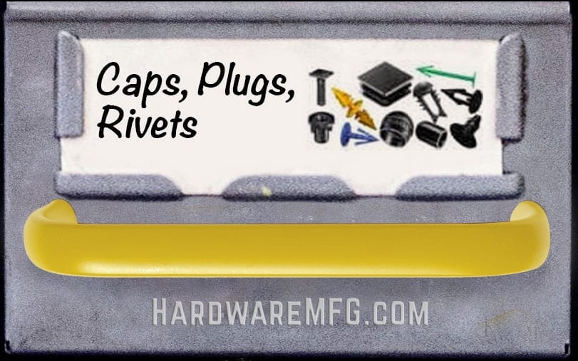 Caps, Plugs, Rivets