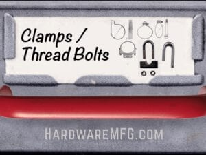 Clamps/Thread Bolts