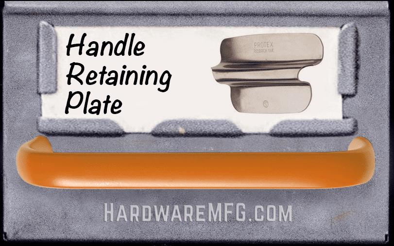 Handle Retaining Plate
