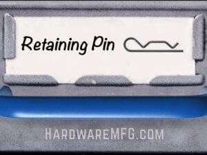 Retaining Pin